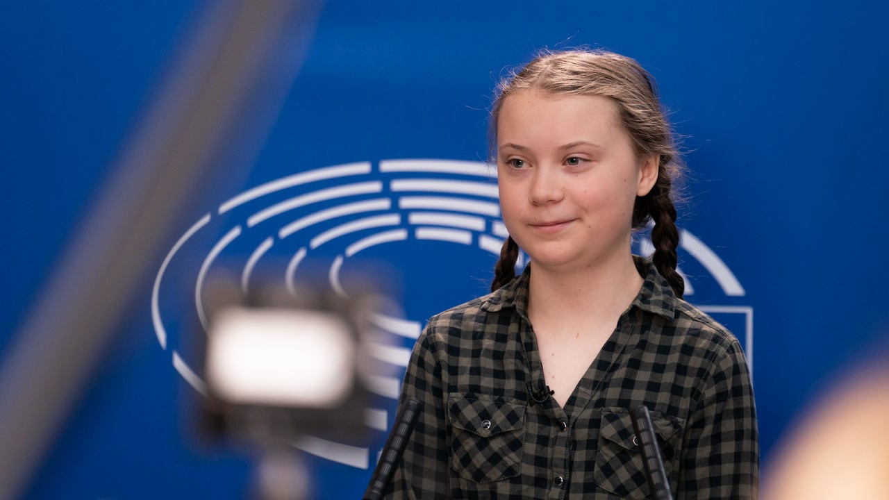 Greta Thunberg at the Climate Summit - Technology News, Firstpost