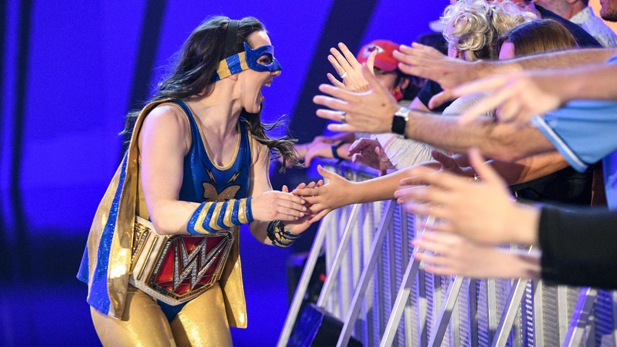 WWE Women, Nikki ASH: Raw 26.7.21