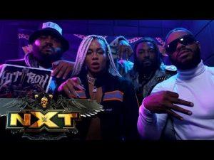 Hit Row drops rhymes in Legado del Fantasma and Empire postWWE NXT Exclusive: July 27, 2021