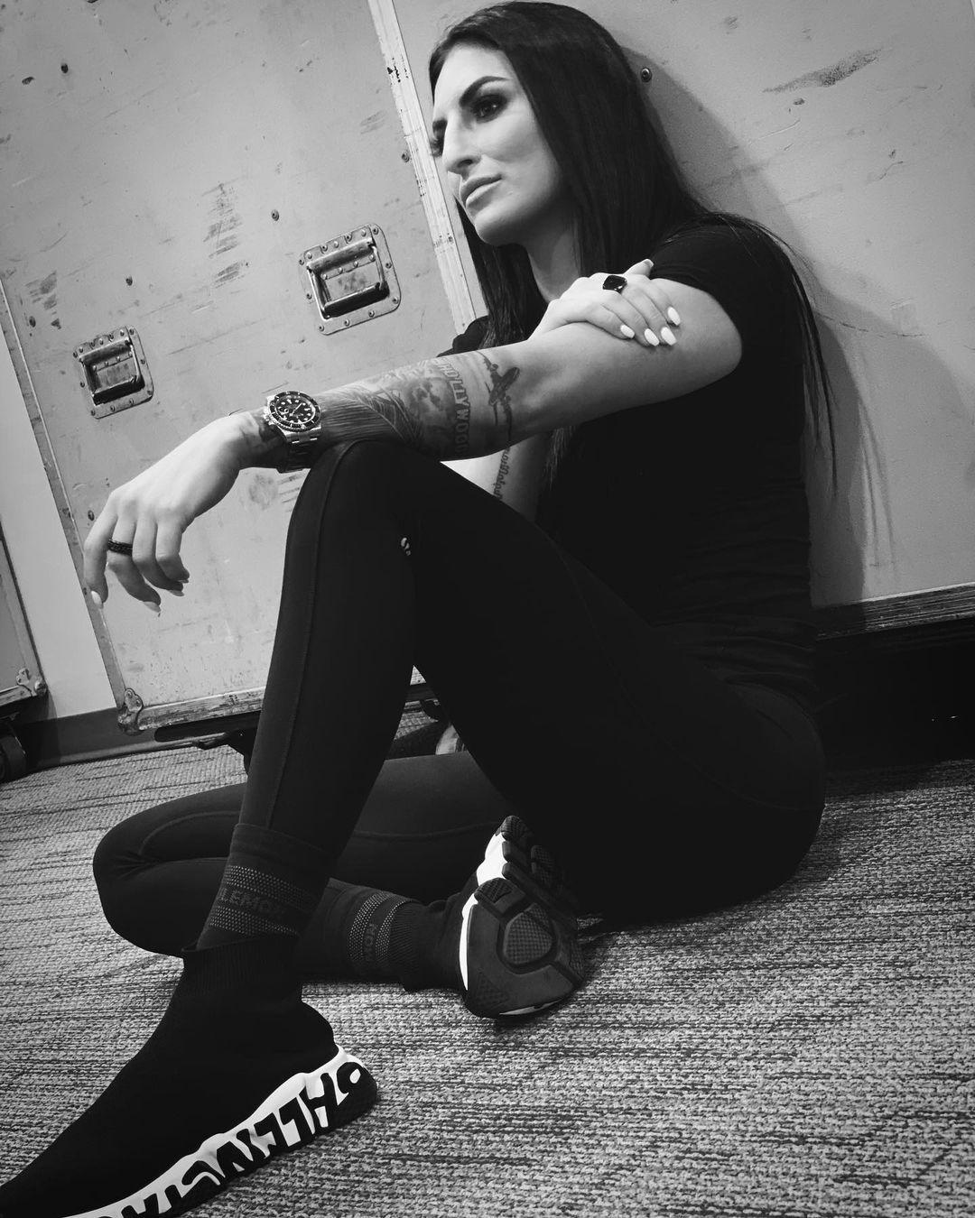 WWE Women Sony, Sonya Deville 💋