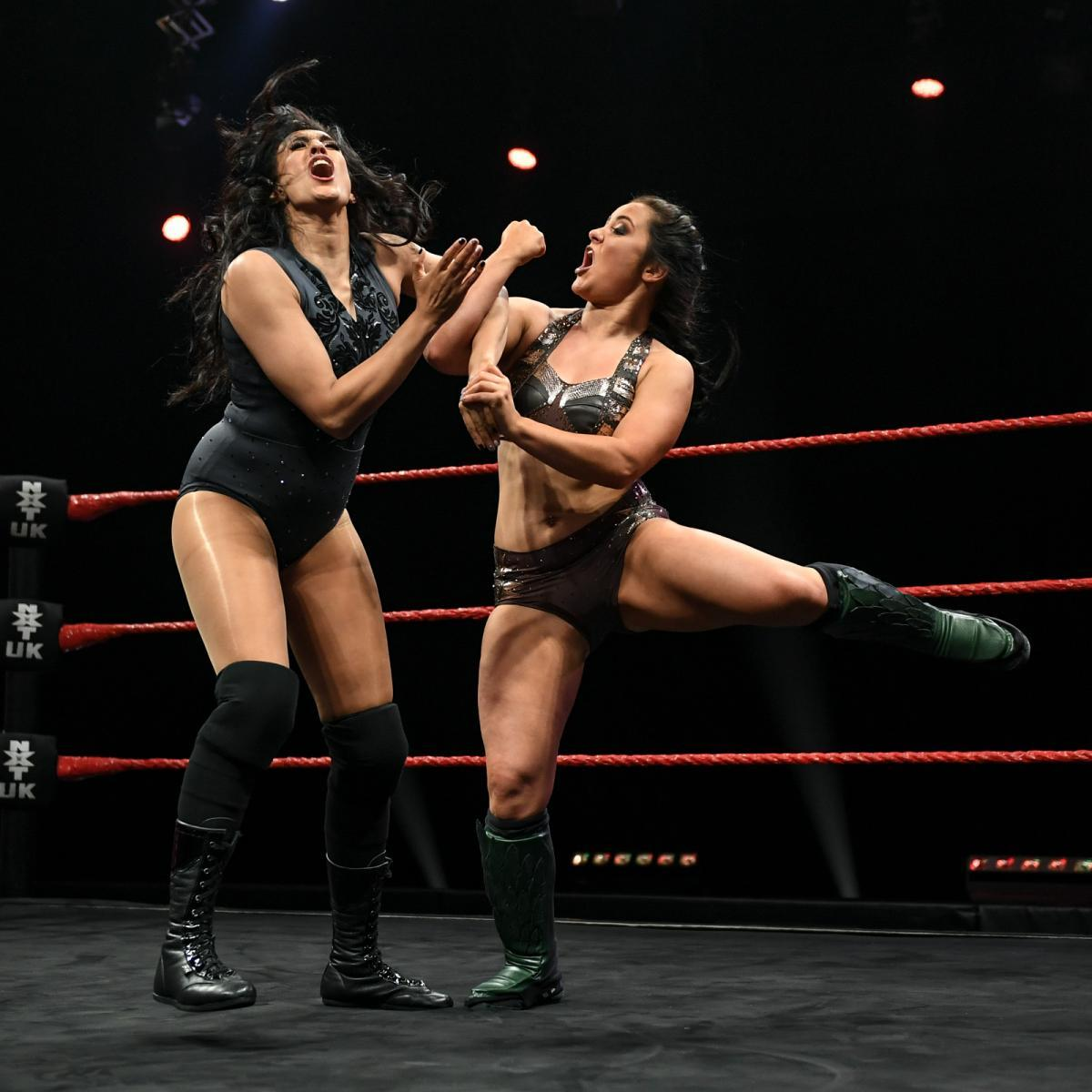 WWE Women 🌞, Jinny (with Joseph Conners) - Aoife Valkyrie: NXT ...