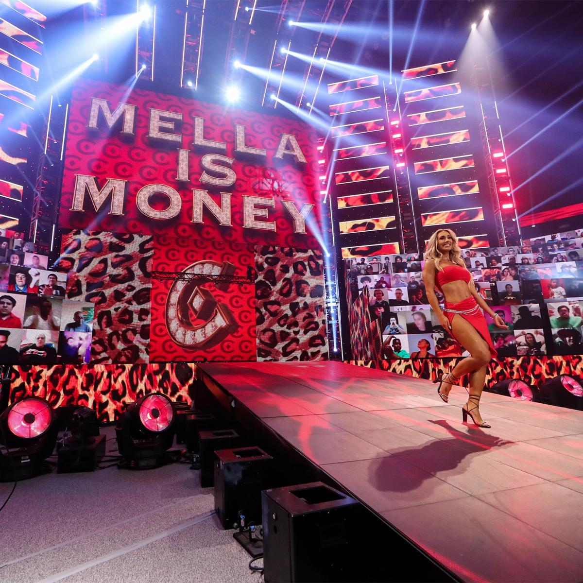 WWE Women, Carmella: Friday Night Smackdown 9.7.21