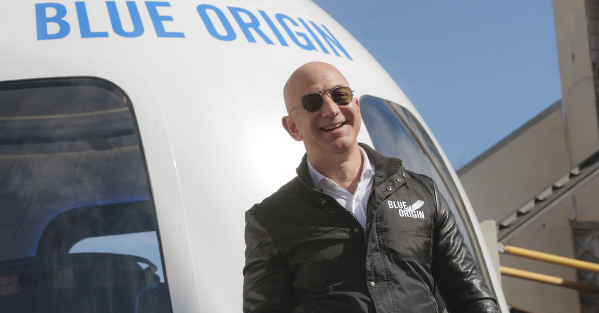Blue Origin picks up teens to fly into space after schedules of anonymous auction winners
