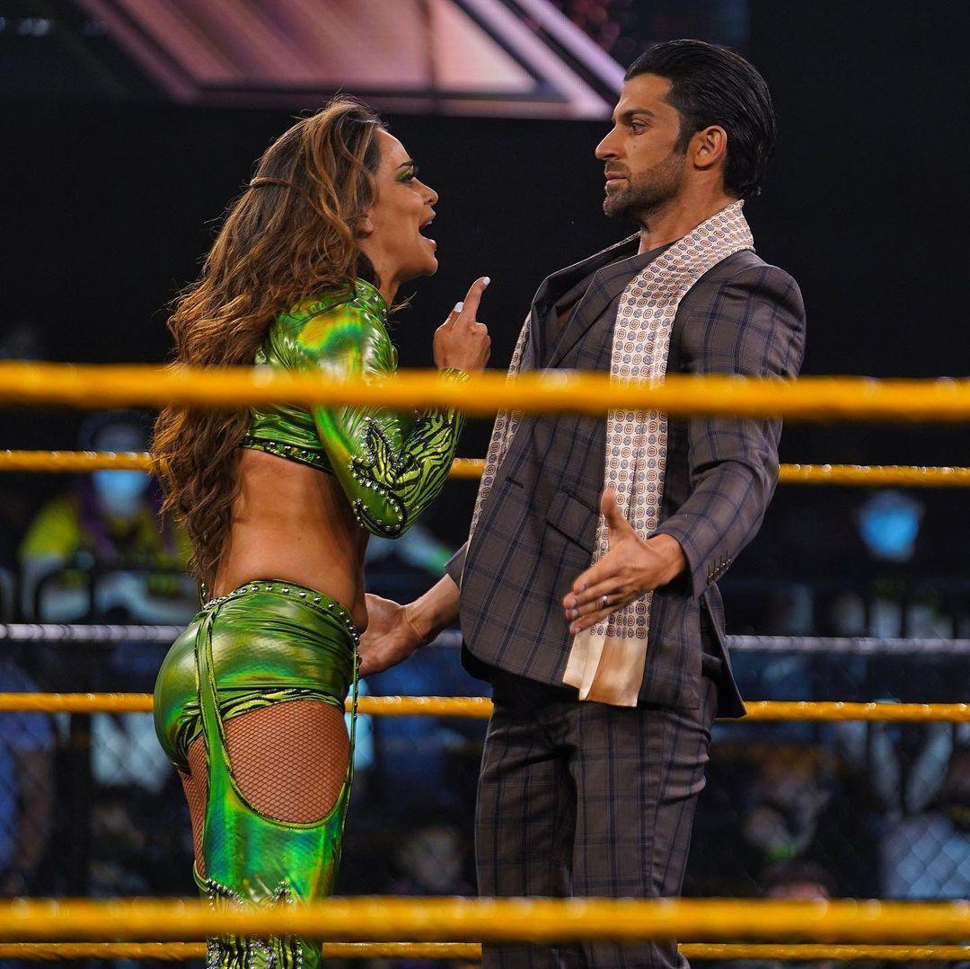 WWE Women 🌞, � Aliyah and Robert Stone �