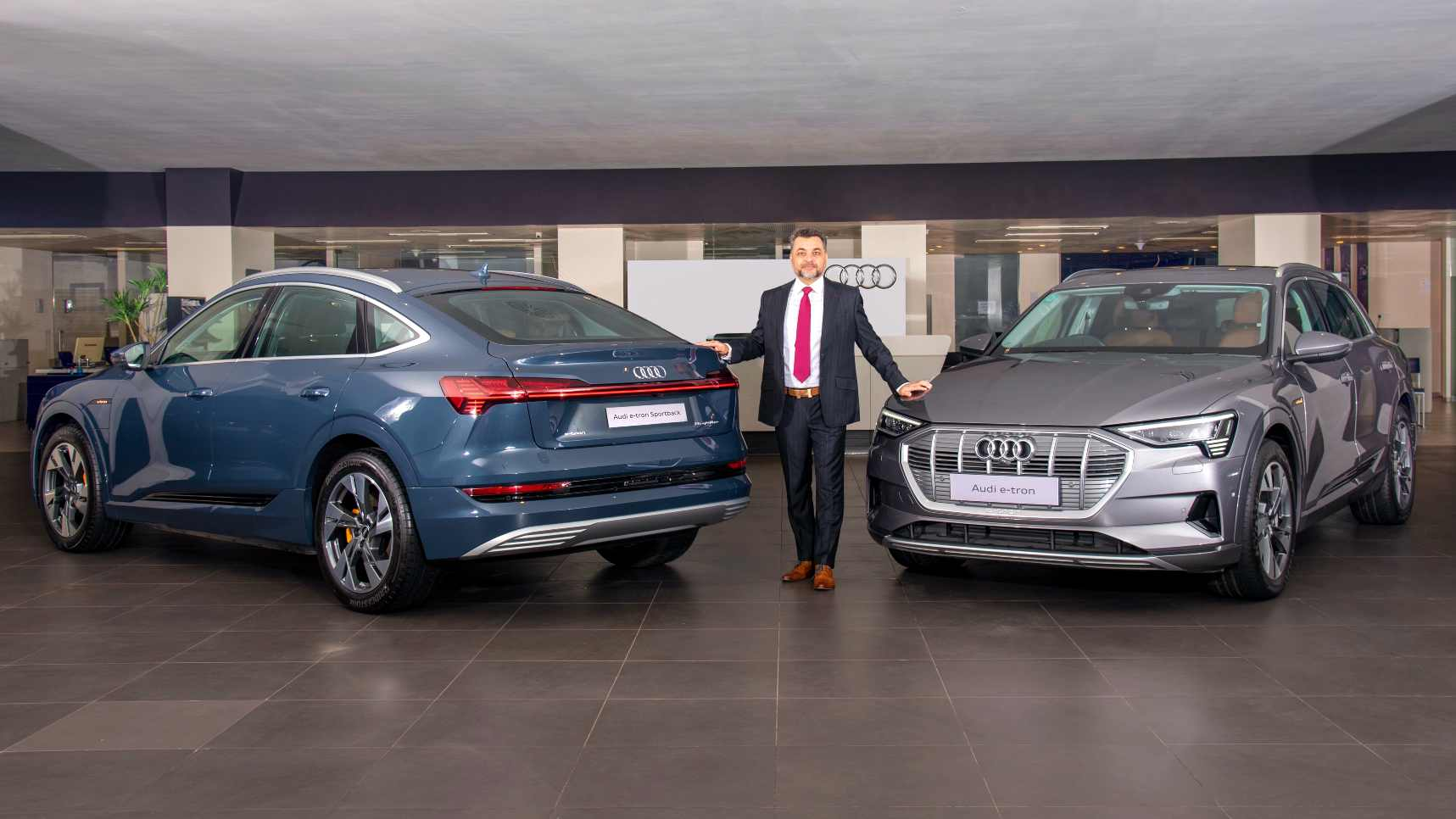 Audi e-tron and e-tron Sportback launched in India, prices cheaper than Mercedes-Benz EQC- Technology News, Firstpost