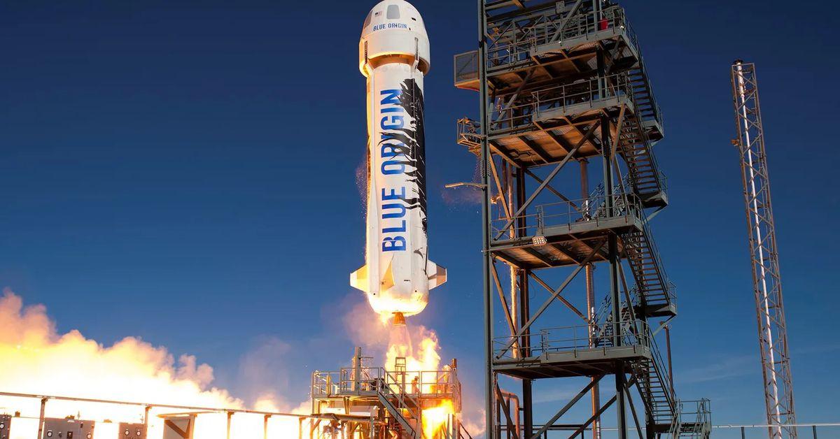 Vergecast: Jeff Bezos in space, RCS on Verizon and Biden Big Tech