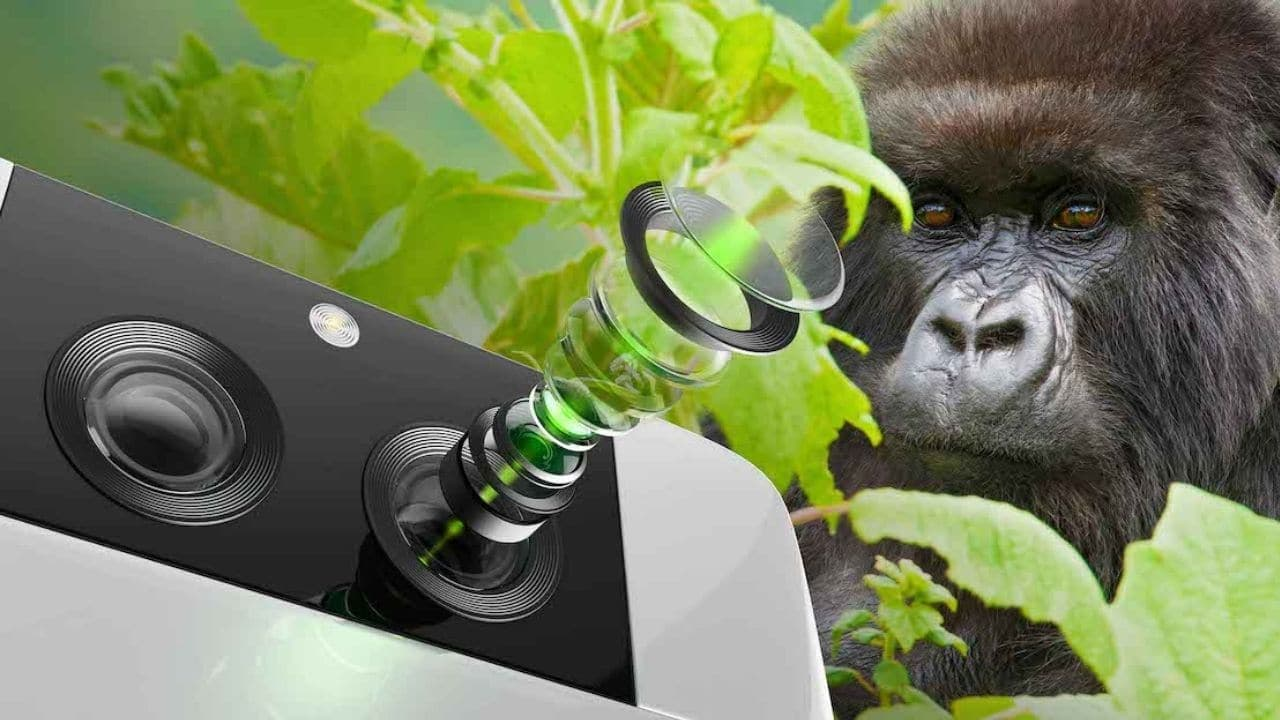 Corning introduces the Gorilla Glass DX, a DX + smartphone camera lens;  Samsung will use it first - Technology News, Firstpost