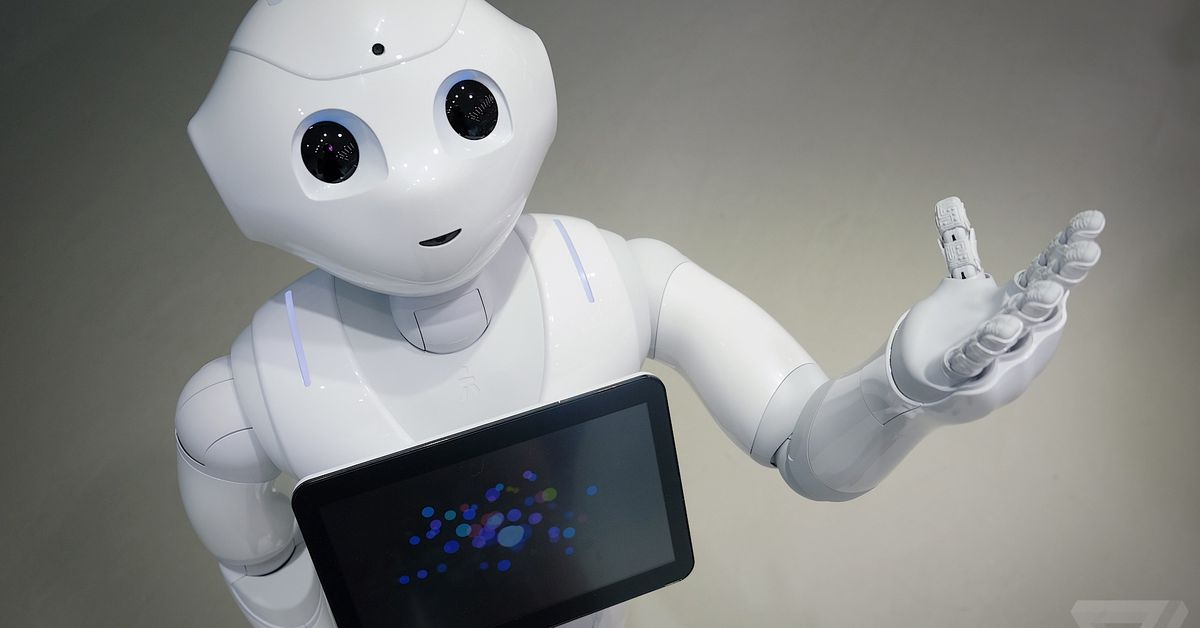Go read how Pepper was a very bad robot