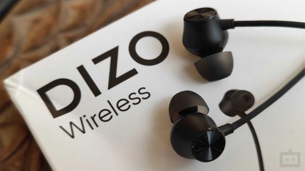 Dizo Wireless Neckband Review: Low budget feature-packed wireless lanyard