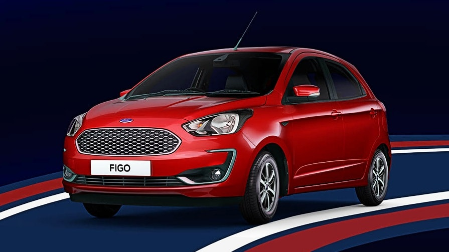 The Ford Figo machine is available in two versions - Titanium and Titanium Plus.  Photo: Ford