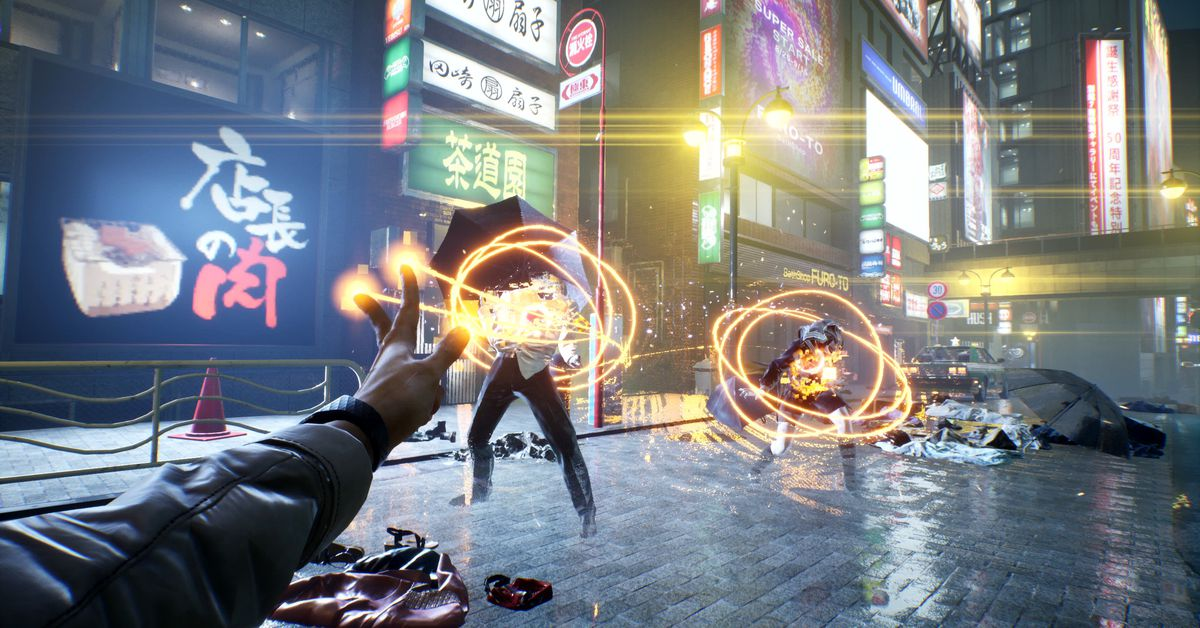 Microsoft 's PS5 exclusive Ghostwire: Tokyo will be delayed until 2022