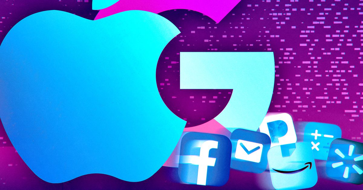 Apple and Google are ousting competition with default apps