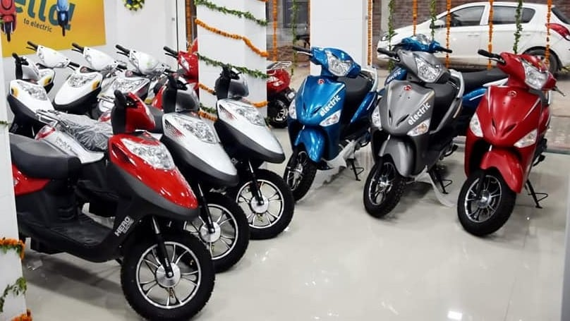 Hero Electric plans to set up a new production facility with an annual capacity of 10 legal units.  Photo: Hero Electric