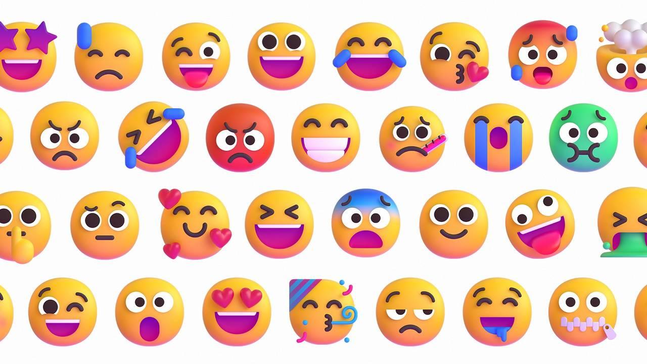 World Emoji Day is celebrated on July 17th.  Image: Microsoft