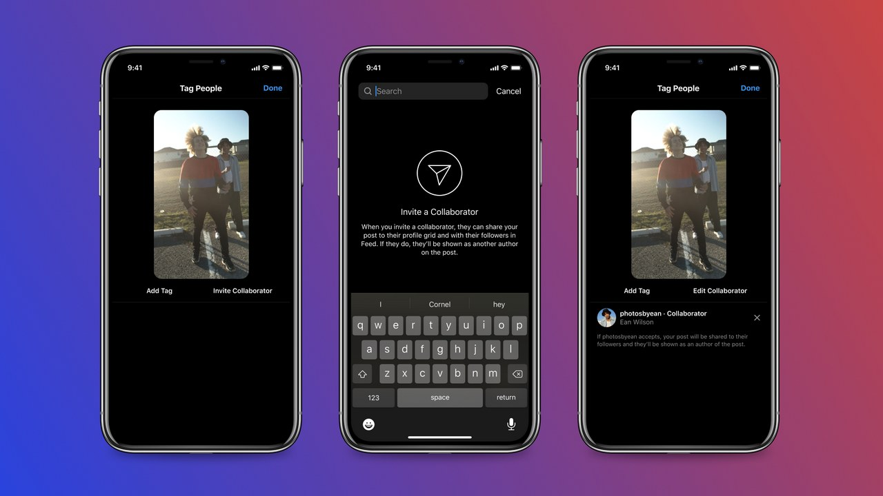 Instagram tests new Collab feature in India to help content producers reach a wider audience - Technology News, Firstpost