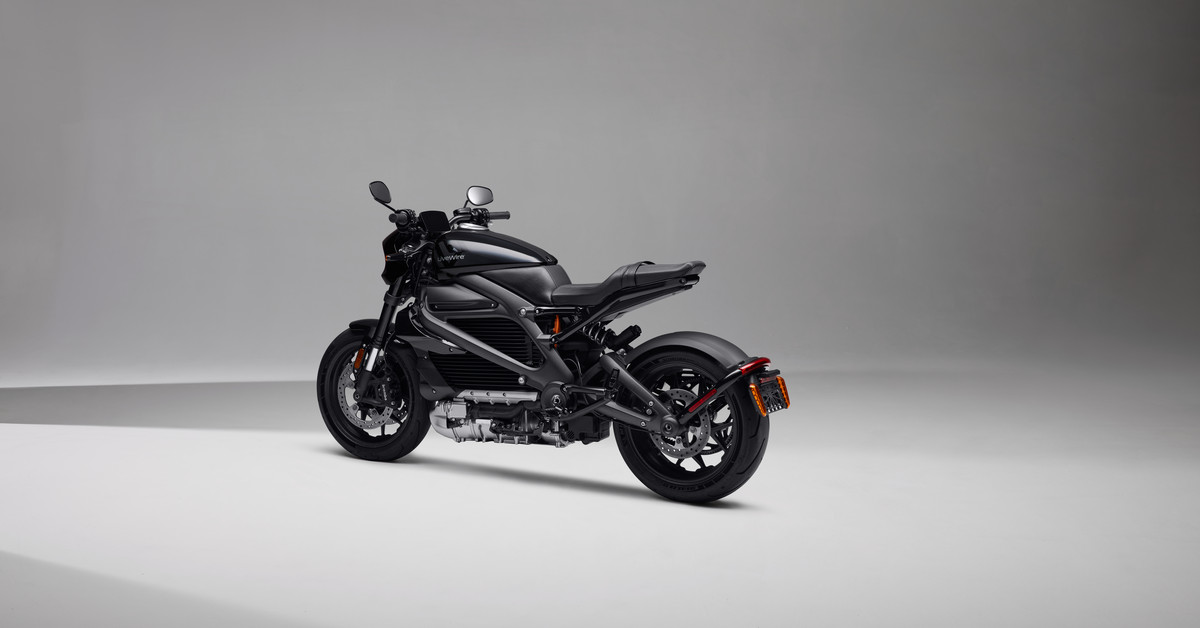 LiveWire One is Harley-Davidson's second opportunity to dominate electric motors