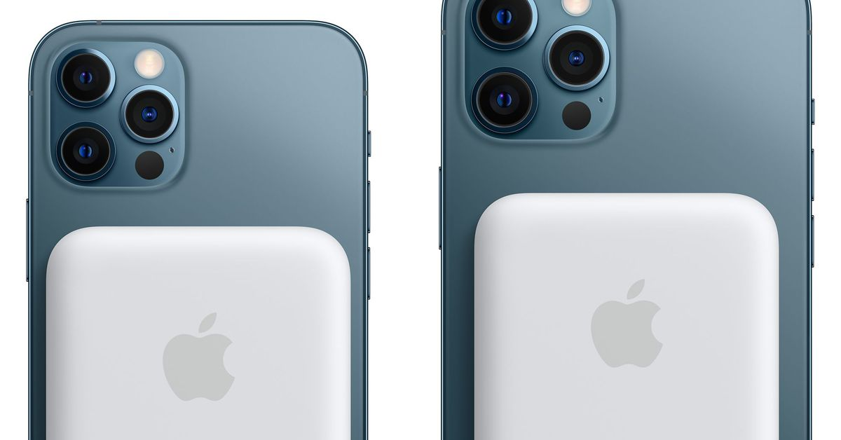 Apple will release iOS 14.7 just as the MagSafe battery will appear on the shelves