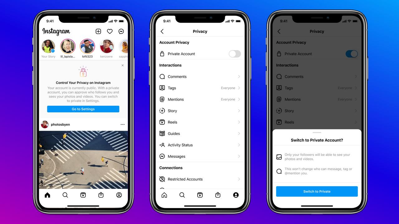 New Instagram accounts for users under the age of 16 are private by default - Technology News, Firstpost