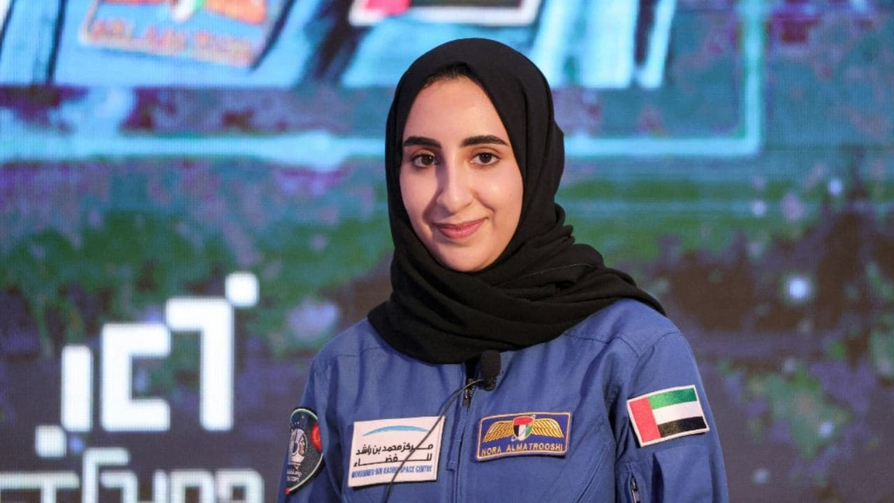 Nora al-Matrooshi will soon start training to become the first female astronaut in the United Arab Emirates - Technology News, Firstpost