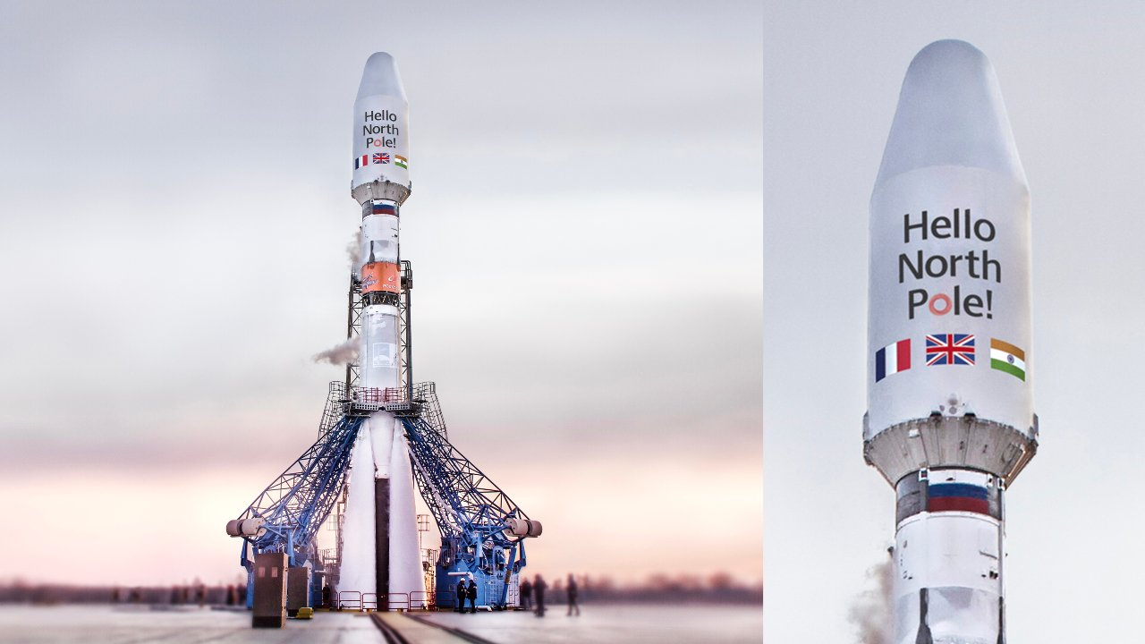 OneWeb successfully launched 36 satellites from Russian cosmodrome-Technology News, Firstpost