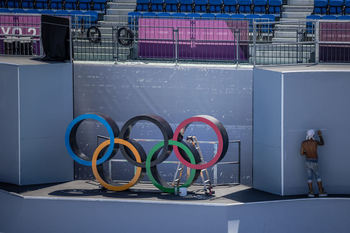 The final preparations will be made before the Tokyo Olympics