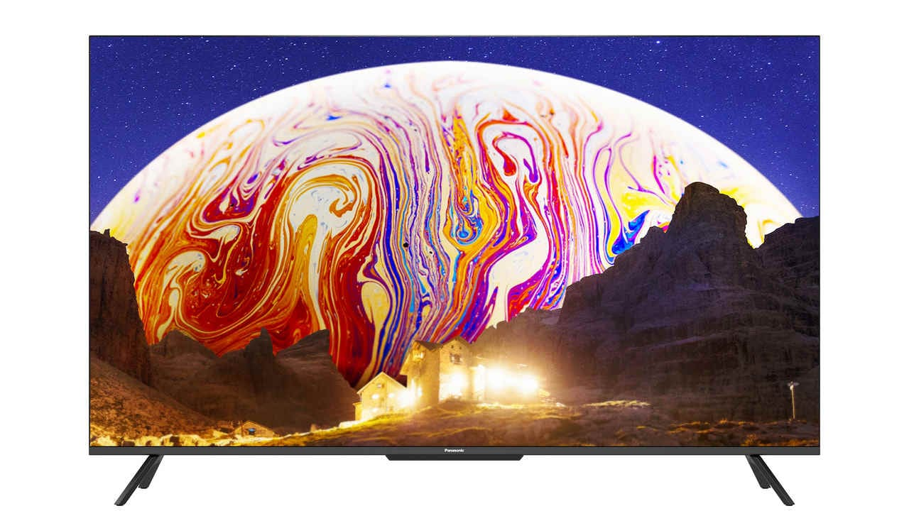 Panasonic launches new 4K and smart TVs in India at a starting price of 25,940 rubles - Technology News, Firstpost