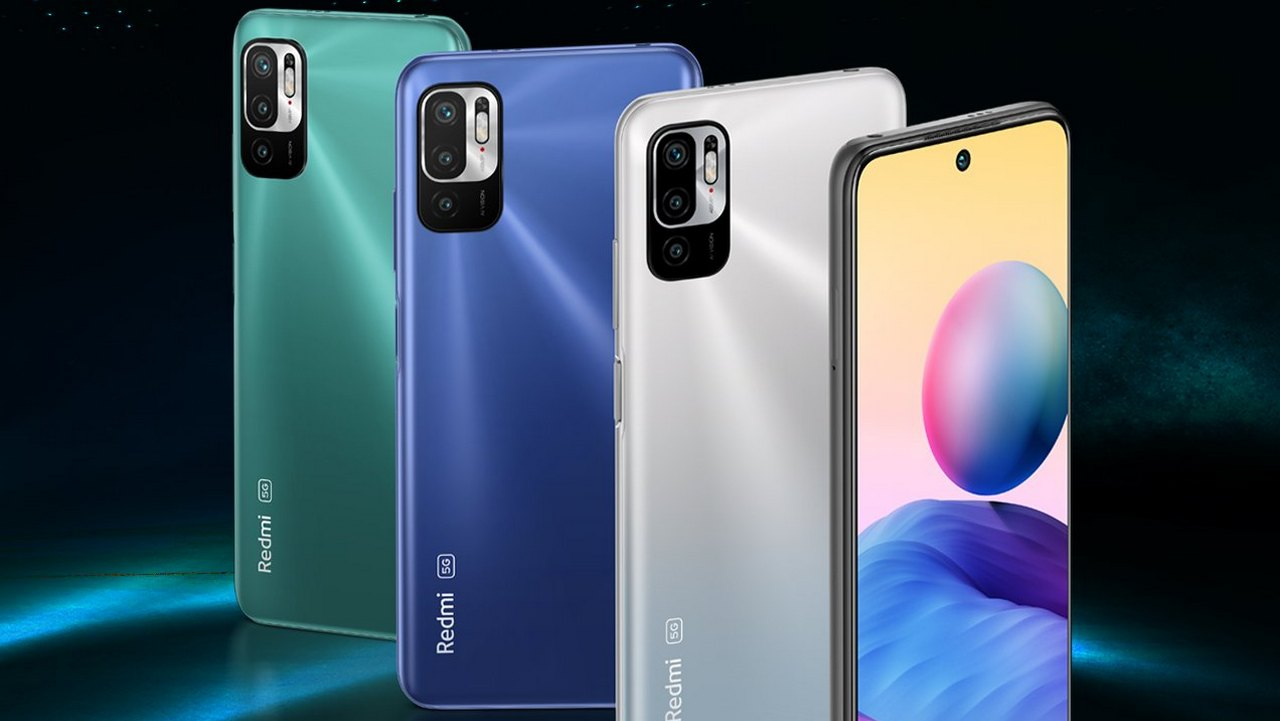 Redmi Note 10T 5G with 48 megapixel triple rear camera configuration launched in India at a starting price of 13,999 R- - Technology News, Firstpost