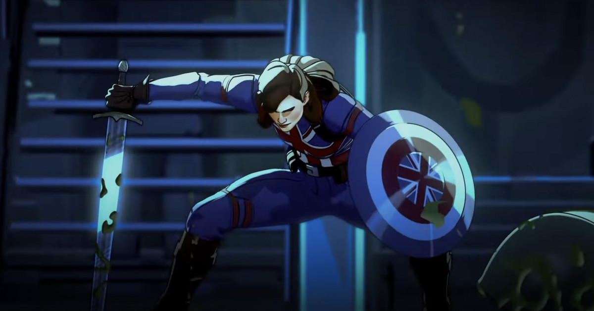 Marvelin What if…?  will receive a new trailer and a release date on August 11th