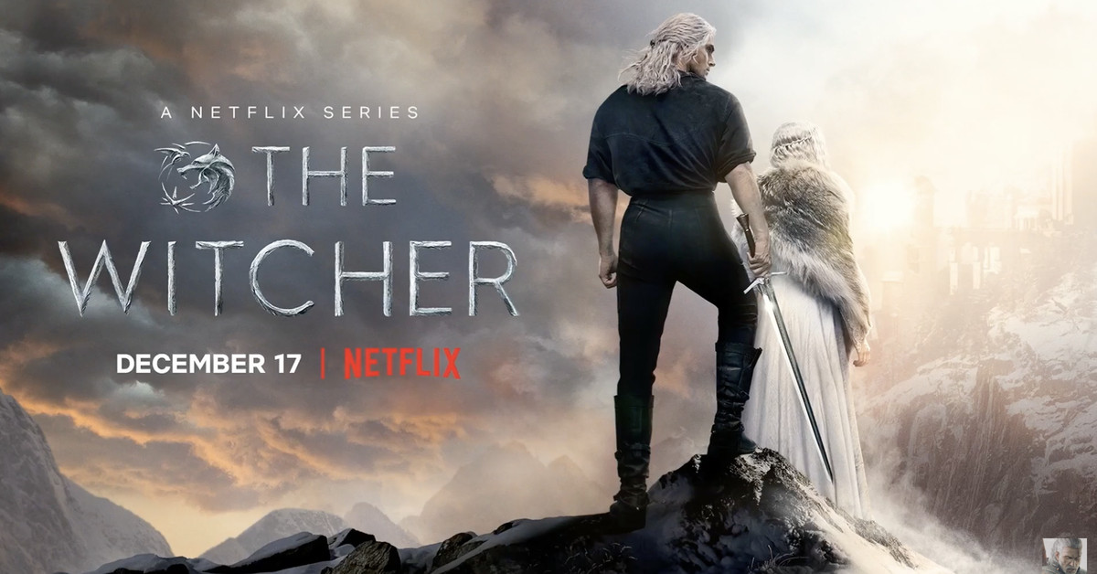Witcher Season 2 is coming to Netflix on December 17th