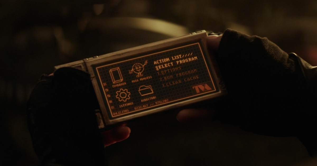 Log Season 1 TemPad Review: A review of the show's signature gadget