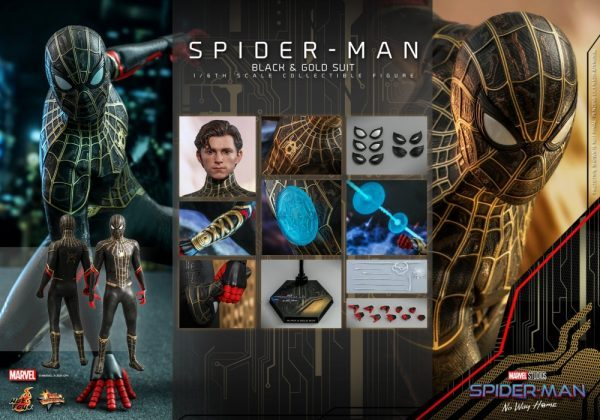 Spider-Man-No-Way-Home-Hot-Toys-Black-Gold-Suit-7-600x420