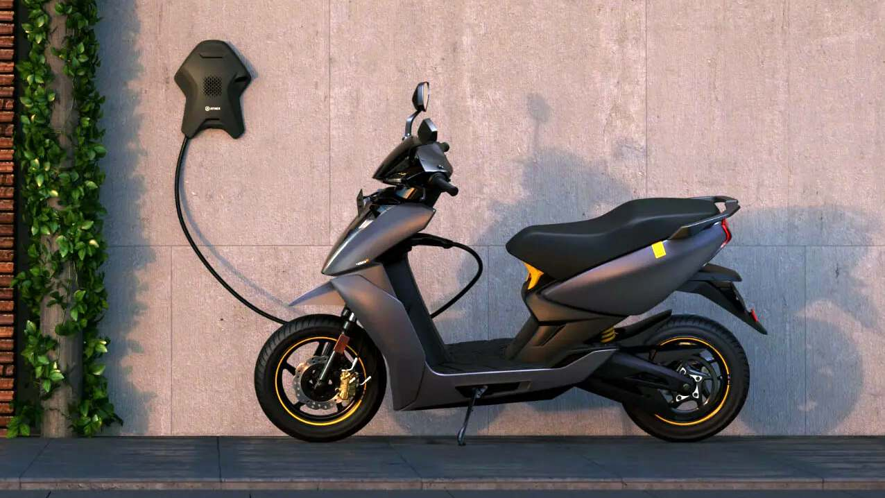 Prices for electric bicycles in Rajasthan are expected to fall by about 5,000 to 10,000. Photo: Ather Energy