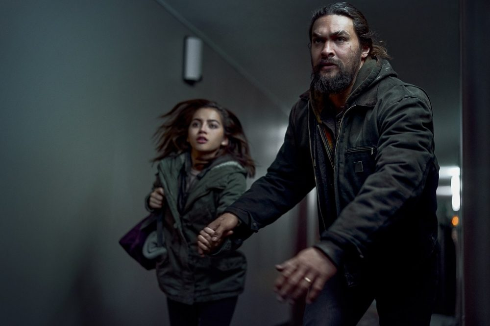 The first trailer from the movie Sweet Girl, starring Jason Momoa and Isabela Merced