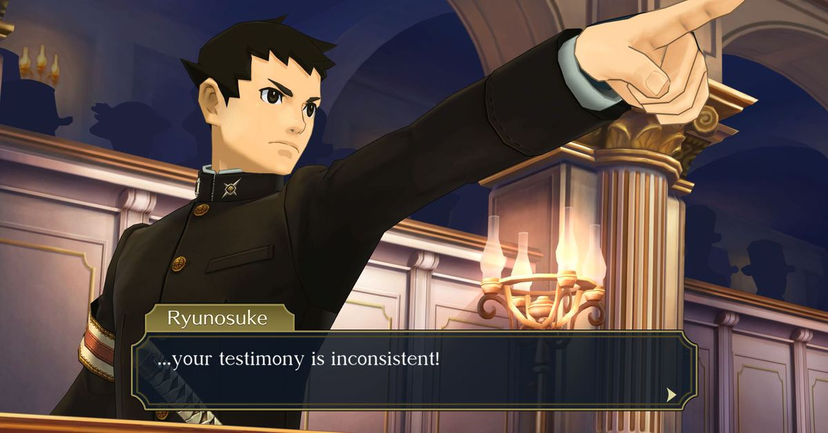 Careful balancing of the translation of the Ace Attorney game