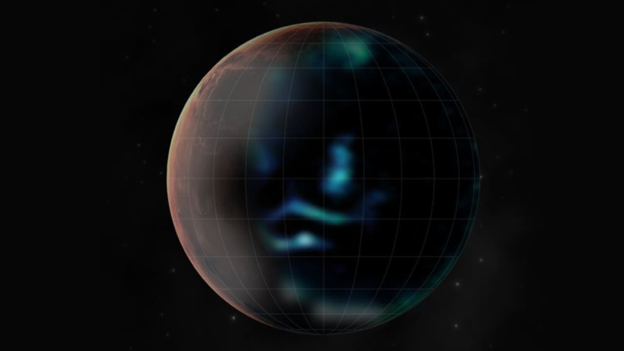 The auras of Mars are happening all over the planet, and the United Arab Emirates Hope orbit is capturing new images- Technology News, Firstpost