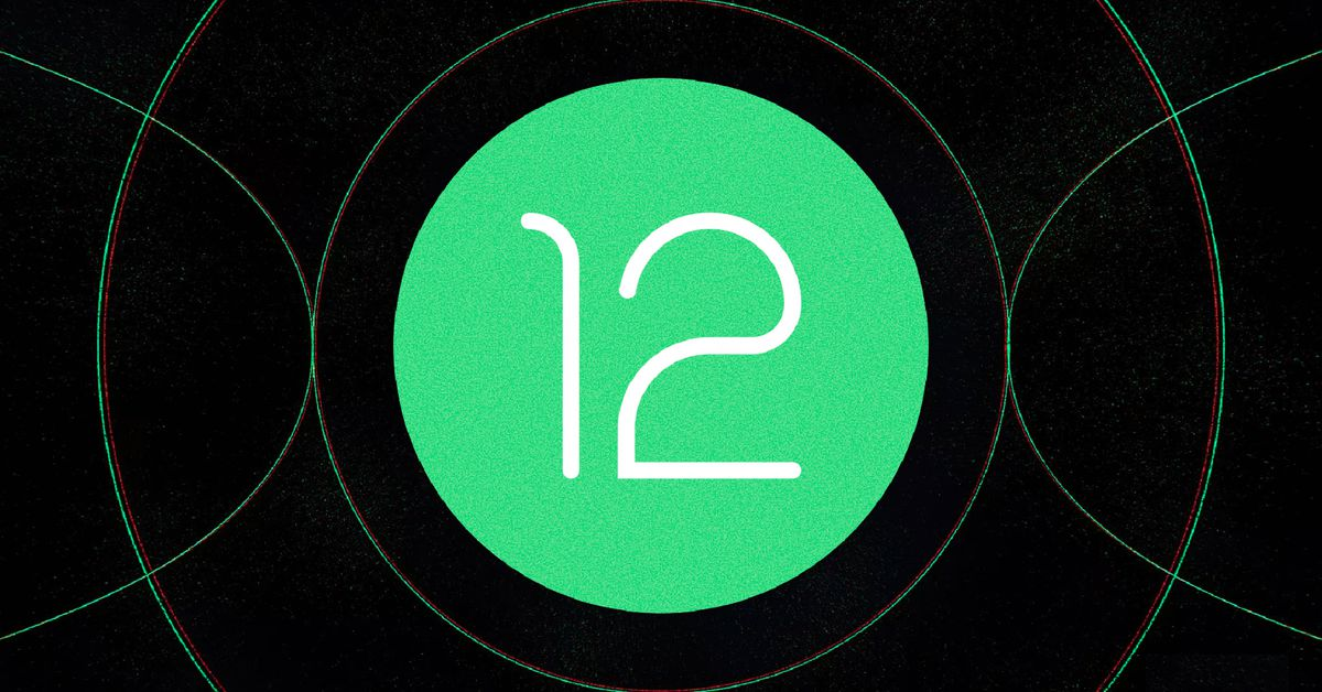 Android 12 Beta 3 has a wild new way to handle auto-rotation