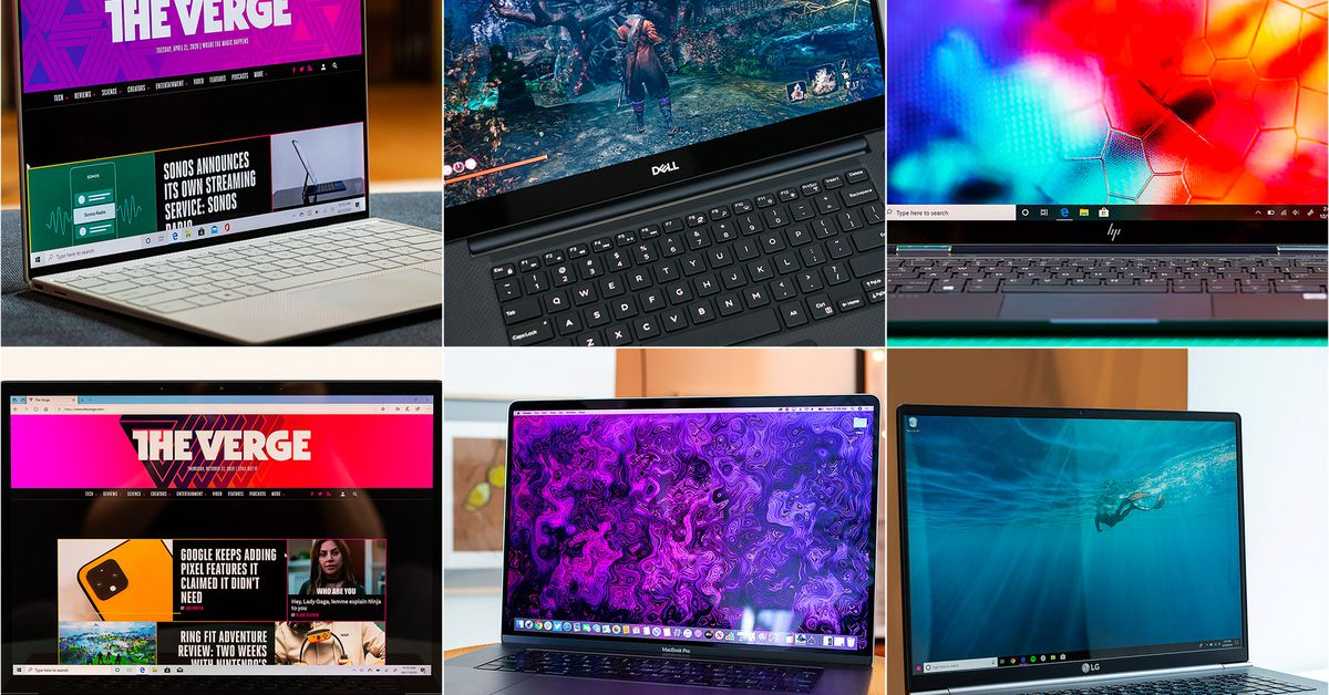 Best laptop 2021: 15 best laptops to buy in 2021