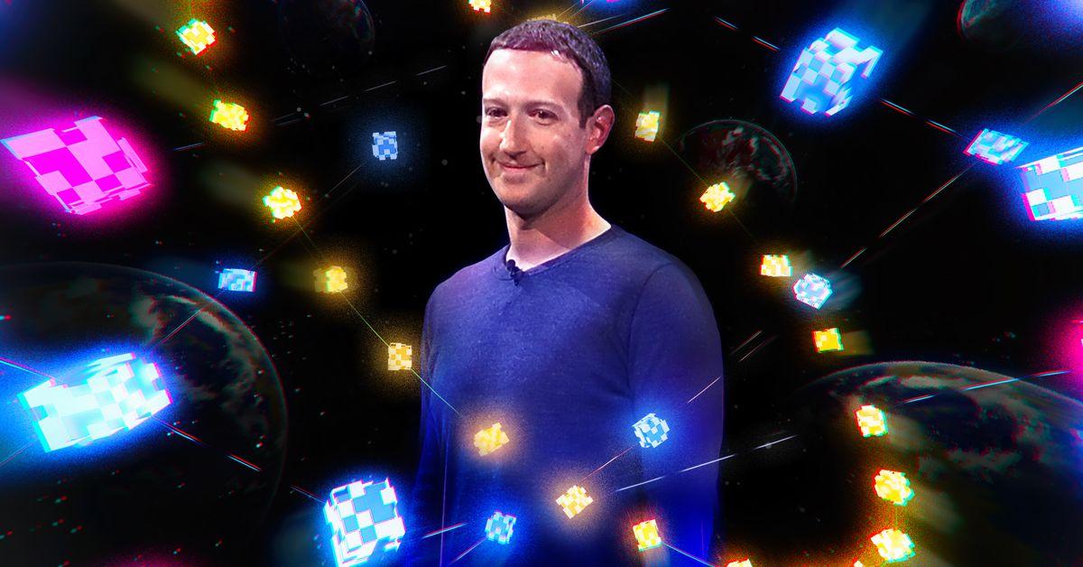 Mark Zuckerberg is betting Facebook's future on the metaverse