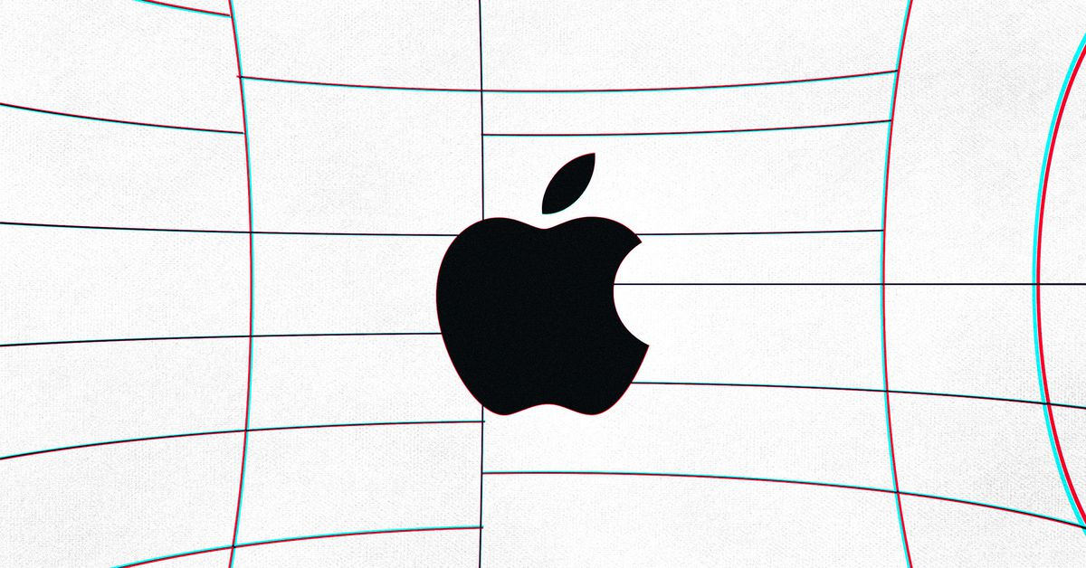 An internal Apple study shows concern about the hybrid work model