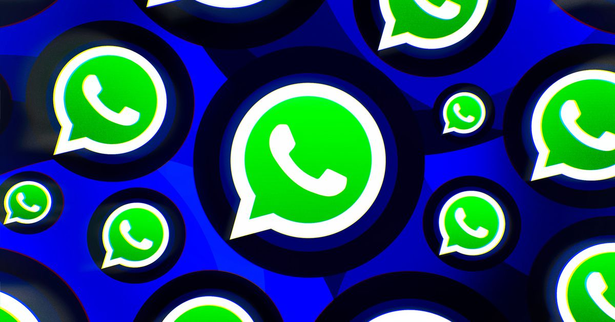 WhatsApp lets you join group calls after they start