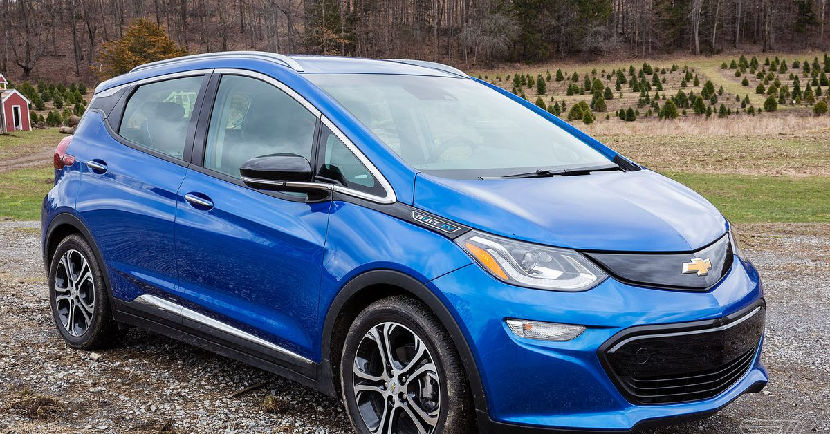 Chevy Bolts again recalled the risk of fire as GM admits to battery faults