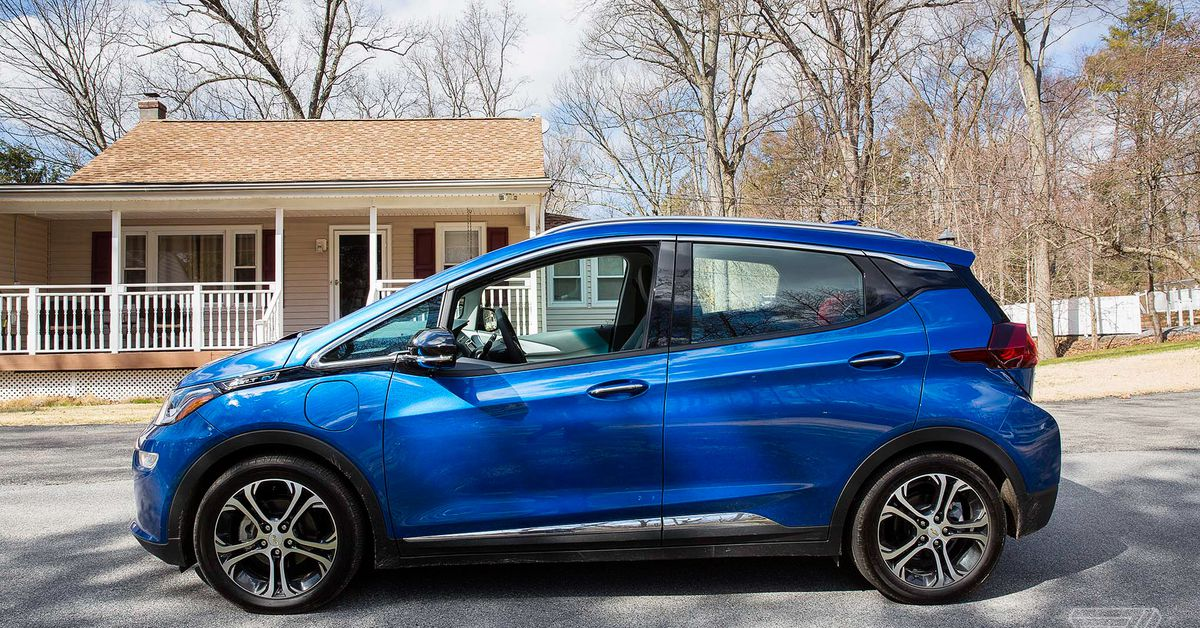 According to GM, two Chevy bolts caught fire after receiving a recovery repair