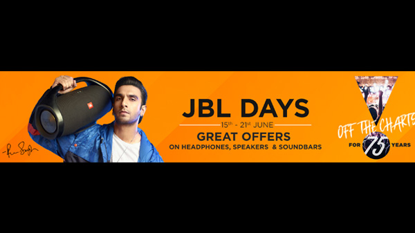 Amazon JBL Days: Discount offers for headphones, speakers, headphones and more