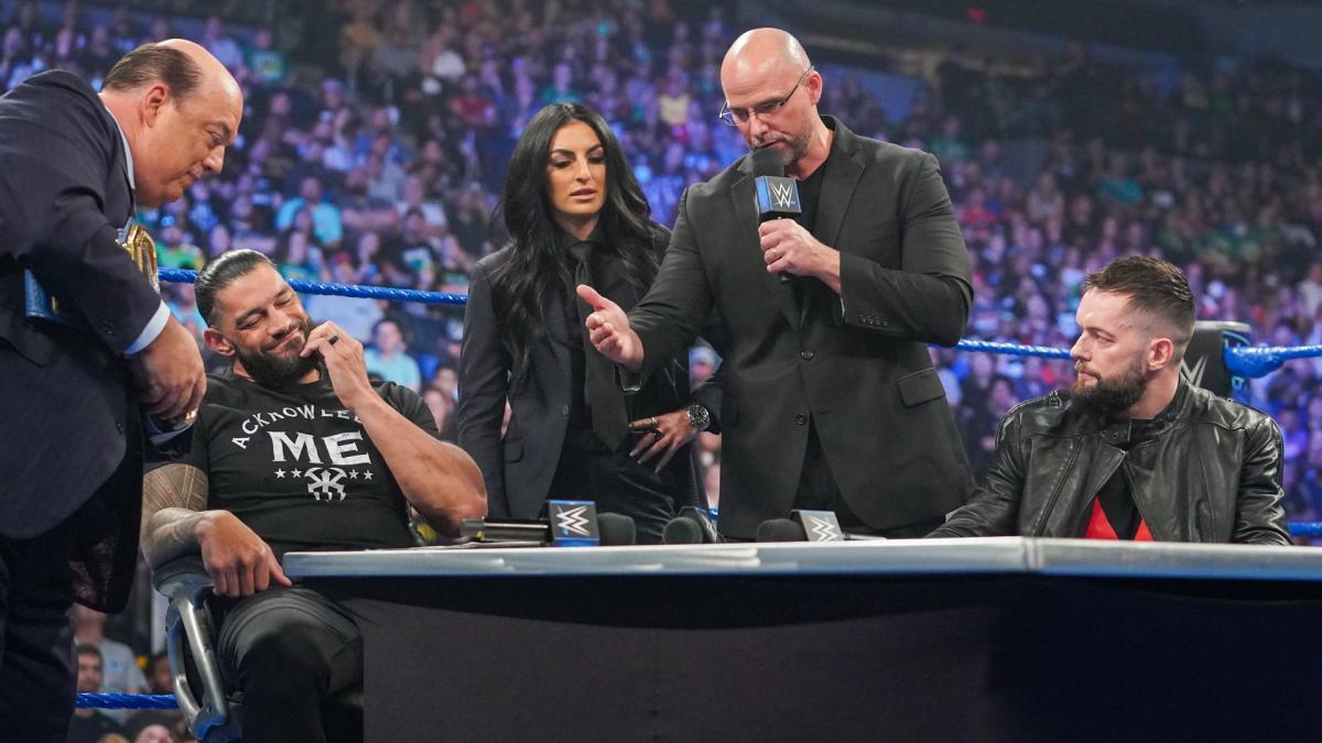 John Cena signed a contract to challenge Roman Reigns at SummerSlamSmackDown: July 30, 2021 - Digitals