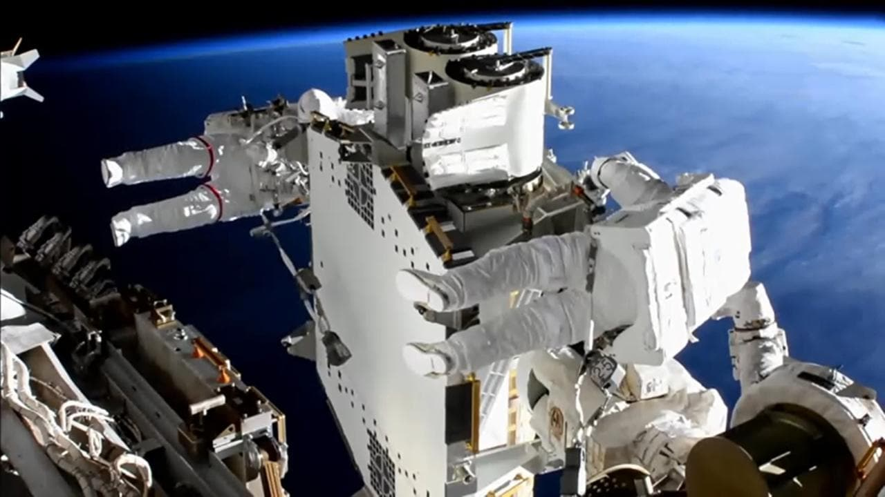 Russia competes for US as first space-firing country, crew launches on October 5 - Technology News, Firstpost