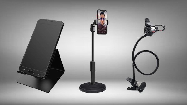 Budget Mobile Holder For online classes for students