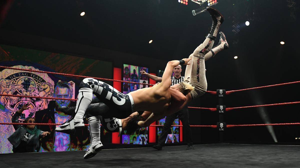 WWE Women, Pretty Deadly (c) vs. SUBCULTURE (with Dani Luna) ...