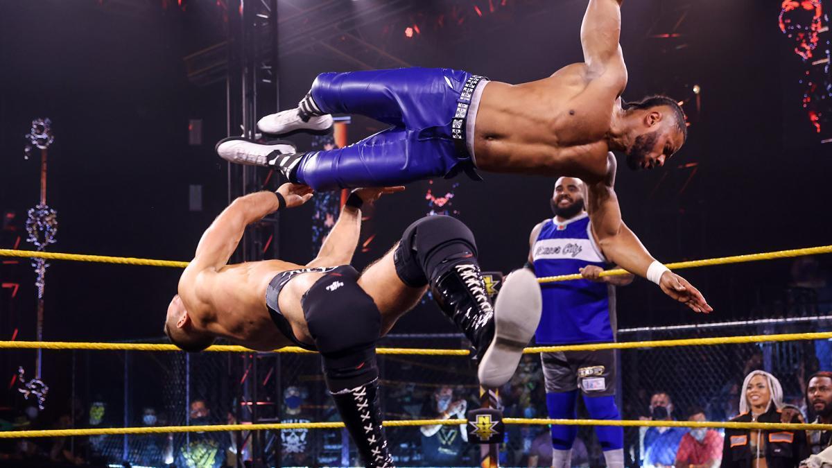 WWE Women, Hit Row vs Imperium: NXT 27.7.21