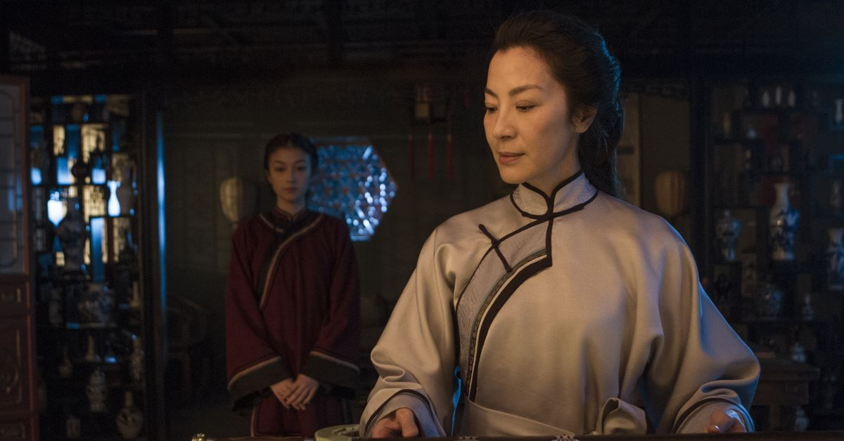 Netflix's Witcher front end gets Michelle Yeoh ... a sword elf