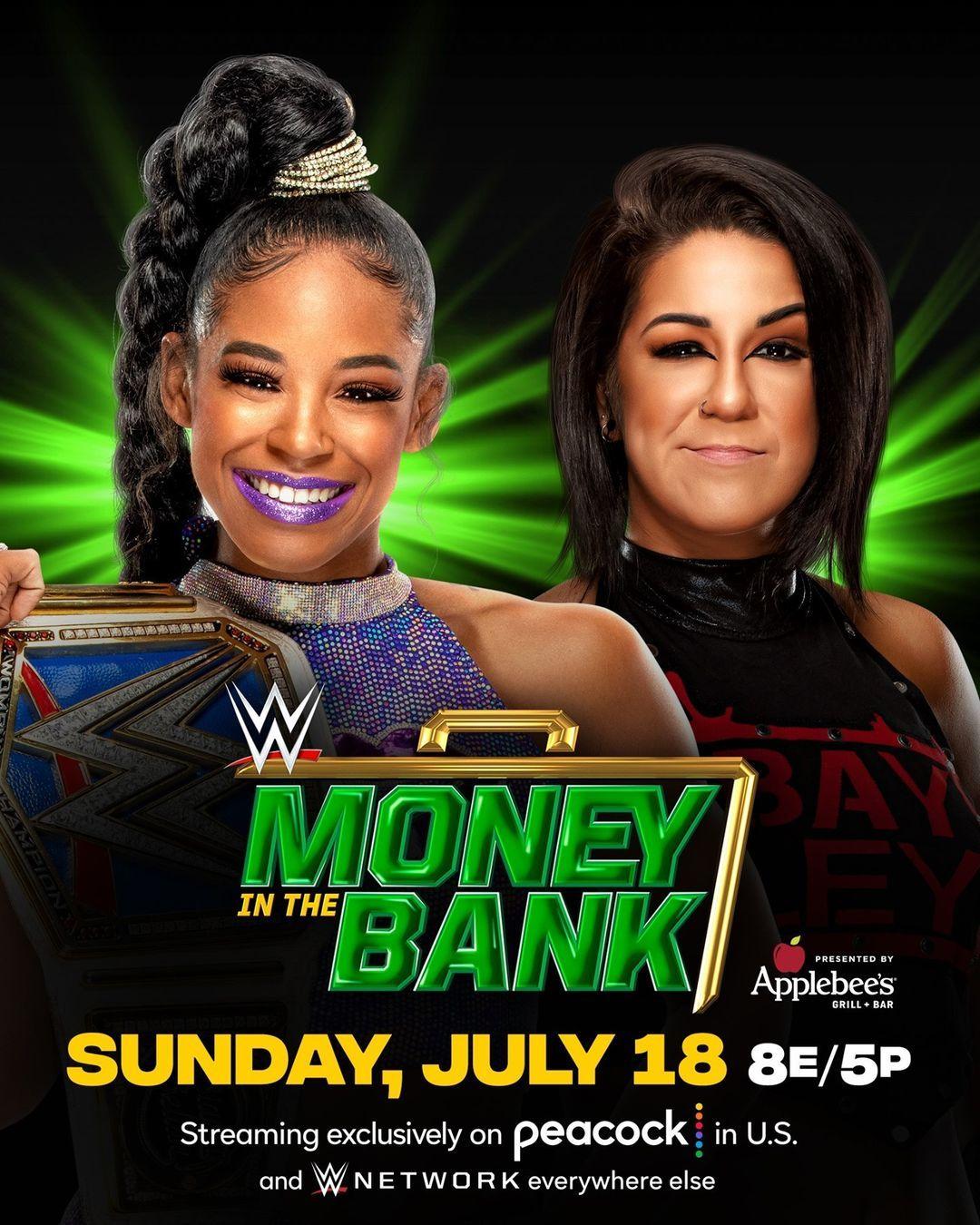 WWE Women B, Bianca Belair invests in Smackdown Women's ...